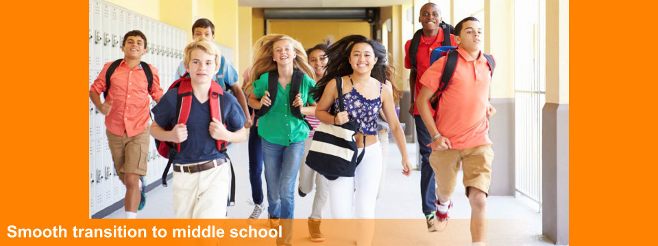 Transition into Middle School